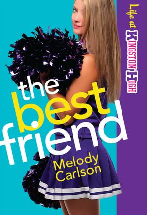 The Best Friend, Melody Carlson on Teen Talk, Choose NOW Radio